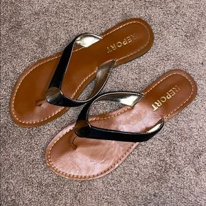 Report sandals. Size 7. Lightly worn.